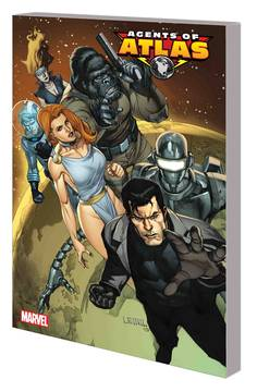 AGENTS OF ATLAS TP COMPLETE COLLECTION VOL 01
