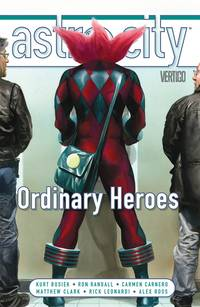 ASTRO CITY ORDINARY HEROES HC