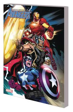 AVENGERS BY JASON AARON TP VOL 01 FINAL HOST