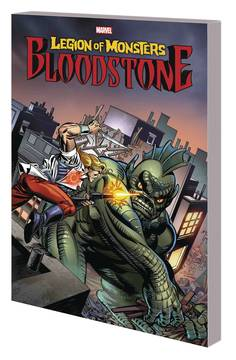BLOODSTONE & THE LEGION OF MONSTERS TP