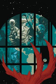 CELL BLOCK EARTH & OTHER STORIES TP