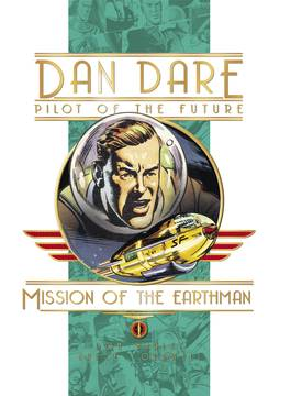 DAN DARE MISSION O/T EARTHMEN HC
