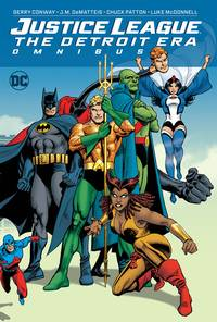 JUSTICE LEAGUE OF AMERICA THE DETROIT ERA OMNIBUS HC