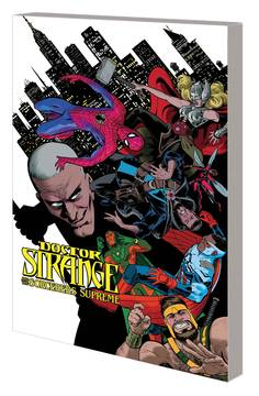 DOCTOR STRANGE AND SORCERERS SUPREME TP VOL 02 TIME AFTER TI