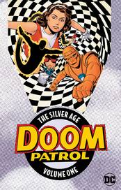 DOOM PATROL THE SILVER AGE TP VOL 01