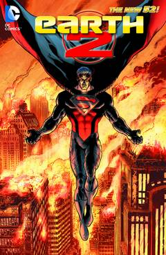 EARTH 2 HC VOL 01 + 02 + 03 + 04 + 05 + 06 (N52)