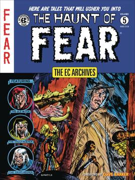 EC ARCHIVES HAUNT OF FEAR HC VOL 05 ***OOP***