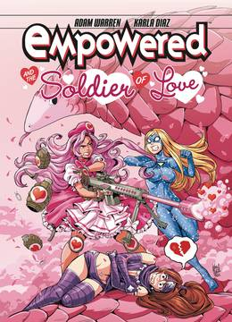 EMPOWERED & SOLDIER OF LOVE TP