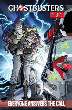 GHOSTBUSTERS 101 TP EVERYONE ANSWERS THE CALL