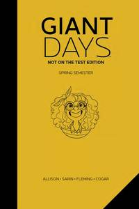 GIANT DAYS NOT ON THE TEST EDITION HC VOL 03