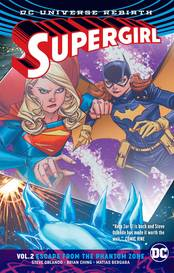 SUPERGIRL TP VOL 02 ESCAPE FROM THE PHANTOM ZONE (REBIRTH)
