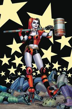 HARLEY QUINN BY CONNER & PALMIOTTI OMNIBUS HC VOL 01