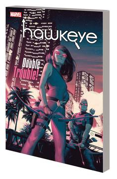 HAWKEYE KATE BISHOP TP VOL 03 FAMILY REUNION