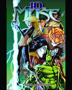 10TH MUSE TP VOL 04 CROSSOVERS ***OOP***