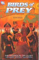 BIRDS OF PREY METROPOLIS OR DUST TP