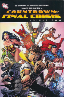 COUNTDOWN TO FINAL CRISIS TP VOL 02 ***OOP***