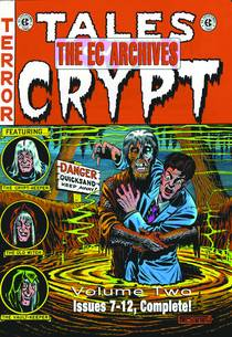 EC ARCHIVES TALES FROM THE CRYPT HC VOL 02 ***OOP***