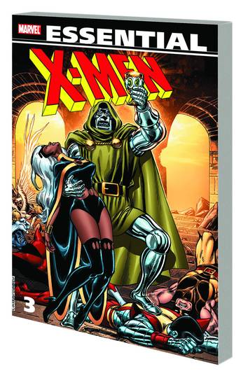 ESSENTIAL X-MEN TP VOL 03 NEW PTG ***OOP***