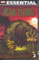 ESSENTIAL MAN-THING TP VOL 02 ***OOP***