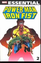 ESSENTIAL POWER MAN AND IRON FIST TP VOL 02 ***OOP***