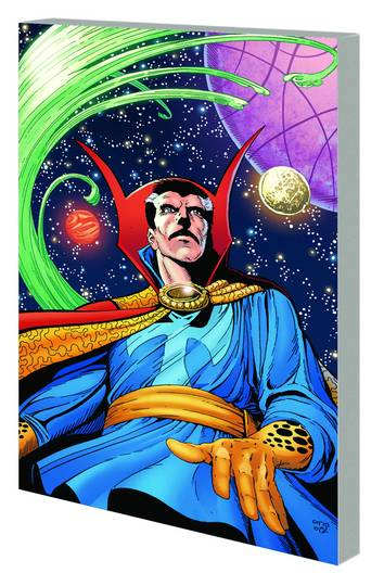 ESSENTIAL DOCTOR STRANGE TP VOL 04 ***OOP***