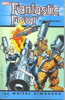 FANTASTIC FOUR VISIONARIES WALT SIMONSON TP VOL 02