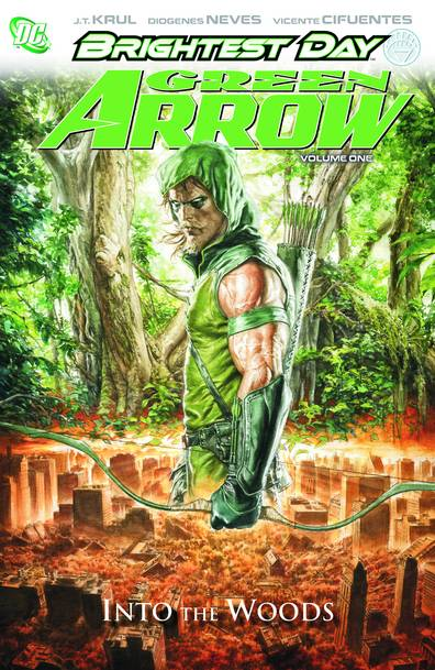 GREEN ARROW HC INTO THE WOODS