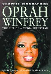 GRAPHIC BIOGRAPHIES OPRAH WINFREY MEDIA SUPERSTAR GN