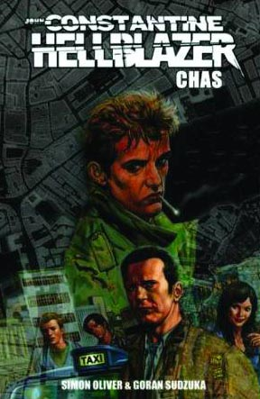 HELLBLAZER PRESENTS CHAS THE KNOWLEDGE TP