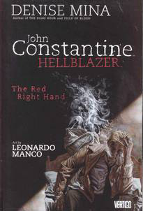 HELLBLAZER THE RED RIGHT HAND TP