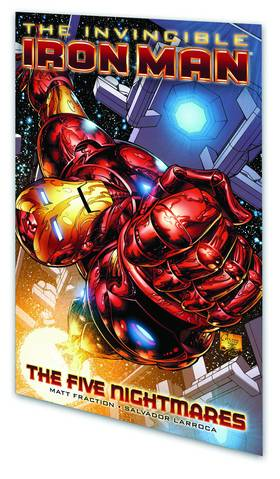INVINCIBLE IRON MAN TP VOL 01 FIVE NIGHTMARES