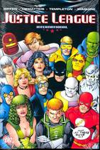 JUSTICE LEAGUE INTERNATIONAL HC VOL 04 ***OOP***