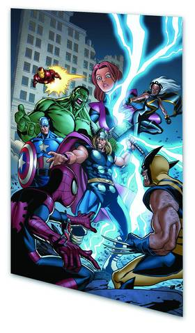 MARVEL ADVENTURES AVENGERS TP VOL 08 DIGEST