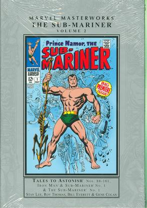 MMW SUB-MARINER HC VOL 02