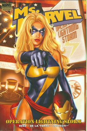 MS MARVEL PREM HC VOL 03 OPERATION LIGHTNING STORM ***OOP***