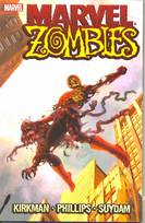 MARVEL ZOMBIES TP VOL 01 SPIDER-MAN COVER