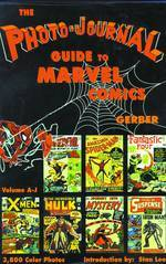 PHOTO JOURNAL GUIDE TO MARVEL COMICS VOL III A-J