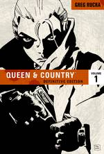 QUEEN & COUNTRY DEFINITIVE ED TP VOL 01