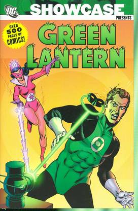 SHOWCASE PRESENTS GREEN LANTERN TP VOL 02