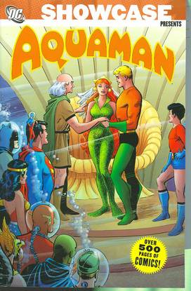 SHOWCASE PRESENTS AQUAMAN TP VOL 02 ***OOP***