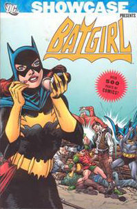 SHOWCASE PRESENTS BATGIRL TP VOL 01