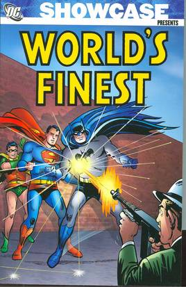 SHOWCASE PRESENTS WORLDS FINEST TP VOL 01 ***OOP***