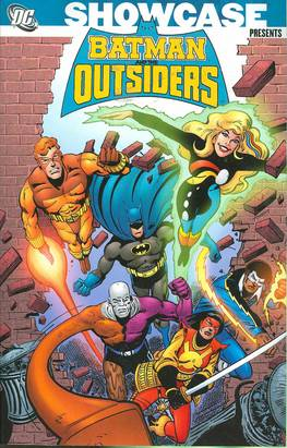 SHOWCASE PRESENTS BATMAN AND THE OUTSIDERS TP VOL 01 ***OOP***