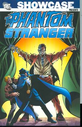 SHOWCASE PRESENTS PHANTOM STRANGER TP VOL 02 ***OOP***