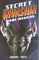 SECRET INVASION TP HOME INVASION