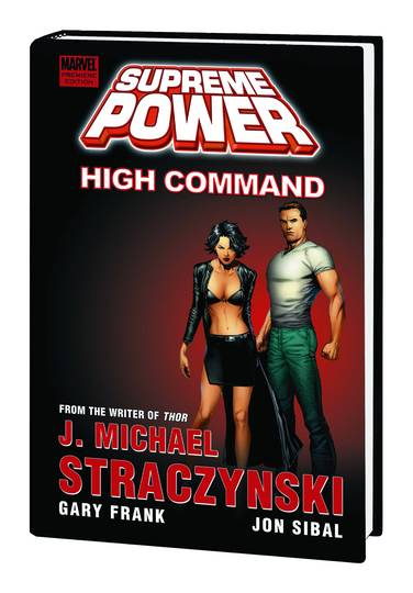 SUPREME POWER VOL 03 HIGH COMMAND PREM HC