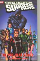 SQUADRON SUPREME TP PRE WAR YEARS ***OUT OF PRINT***