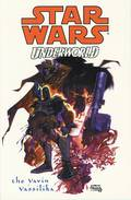 STAR WARS UNDERWORLD THE YAVIN VASSILIKA TP ***OOP***