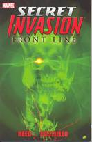 SECRET INVASION TP FRONT LINE