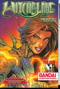 WITCHBLADE TP VOL 05 (BANDAI)